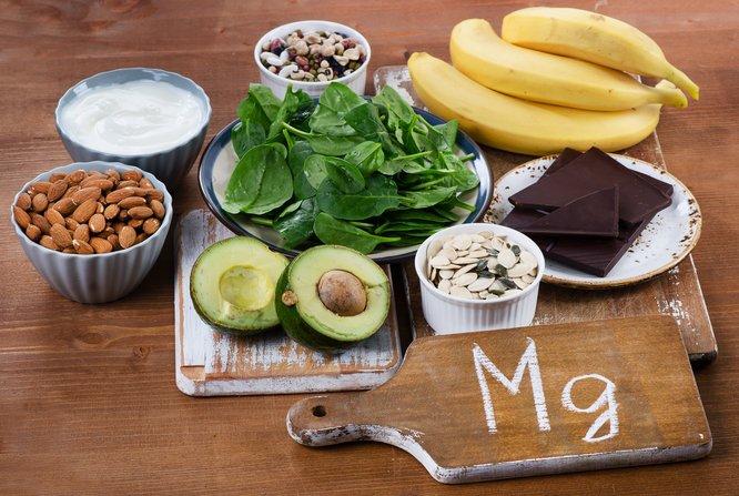magnesium virkning på kroppen