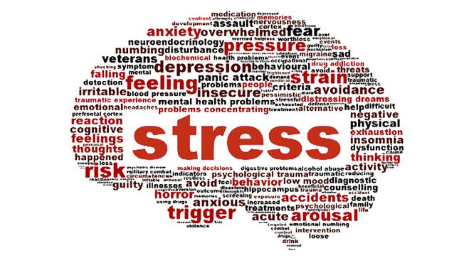 når kroppen er stresset